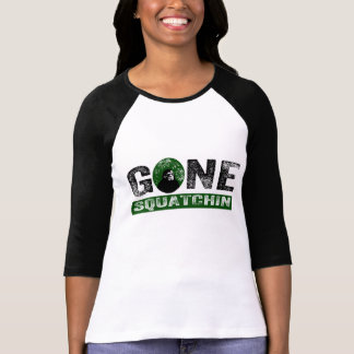 Camiseta Grunge (verde) ido Squatch de Squatchin