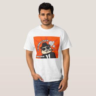Camiseta Grupo da cidade do qui