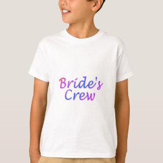 Camiseta Grupo das noivas (Pastel)