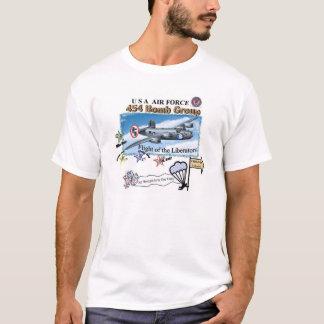 Camiseta Grupo de 454 bombas