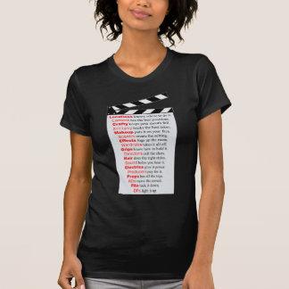 Camiseta Grupo de filme