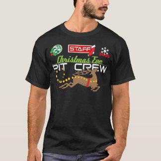 Camiseta Grupo de poço 2009 da Noite de Natal