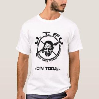 Camiseta Grupo de trabalho do vivo