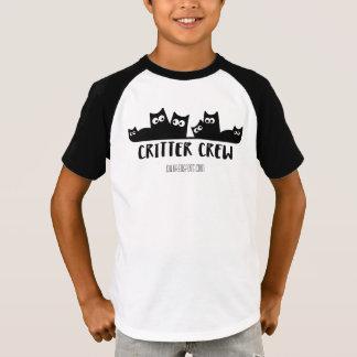 Camiseta Grupo do bicho - gatos em uma prateleira