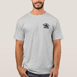 Camiseta Grupo do mastro do cano principal de Elissa 2015