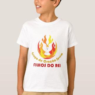Camiseta Grupo Filhos do rei