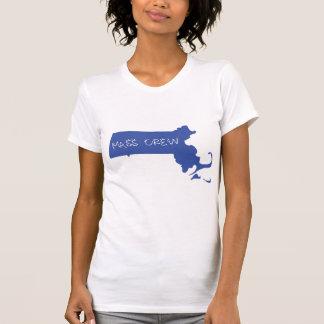 Camiseta Grupo maciço T