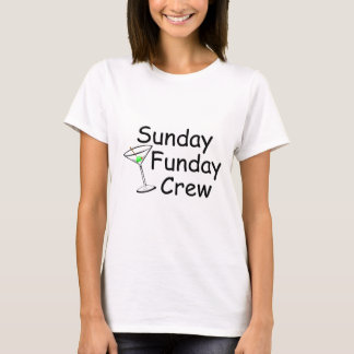 Camiseta Grupo Martini de domingo Funday