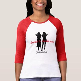 Camiseta Grupo tático armado & audacioso