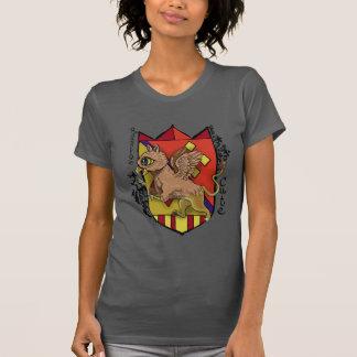 Camiseta Gryphon Rampantly bonito