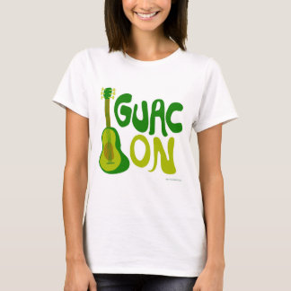 Camiseta Guac sobre!