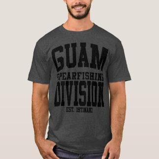 Camiseta GUAM FUNCIONA a divisão de 671 Spearfishing