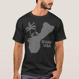 Camiseta GUAM FUNCIONA a ilha de 671 Koko