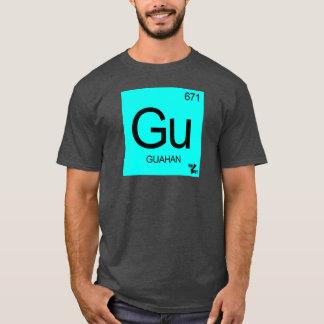 Camiseta GUAM FUNCIONA o elemento raro da ilha 671