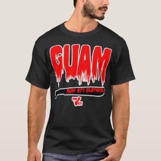 Camiseta GUAM FUNCIONA o machete 671