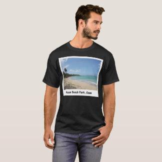 Camiseta GUAM FUNCIONA o parque da praia de 671 Asan
