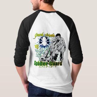 Camiseta guarda da aranha do jiu-jitsu