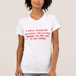 Camiseta Guarda de cor