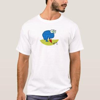 Camiseta Guarda de serviço do condado da selva