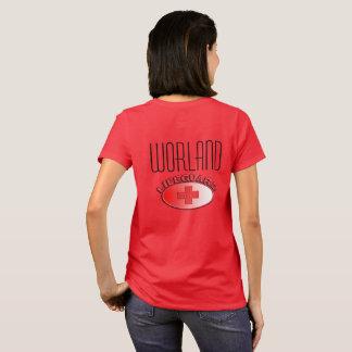 Camiseta Guarda de vida 5