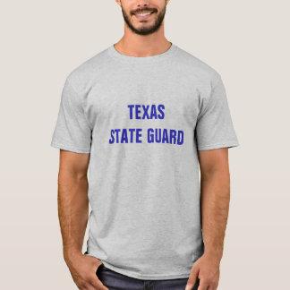 Camiseta GUARDA do ESTADO de TEXAS e 401Man