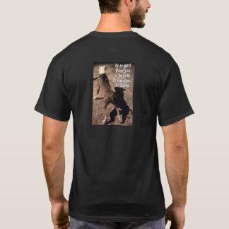 Camiseta guarda do suporte