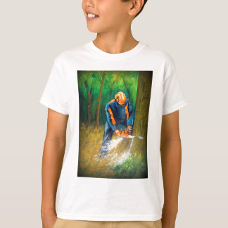 Camiseta Guarda florestal do Arborist do cirurgião de