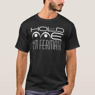 Camiseta Guardare-me que eu sou o t-shirt 7 do Fermata
