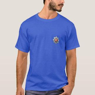 Camiseta Guardas de Coldstream - uma vez um homem de G