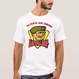 Camiseta Guardas escocesas Assoc Durham e ramo de Yorkshire