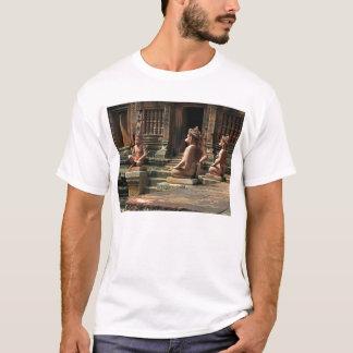 Camiseta Guardiães do templo de Banteay Srei