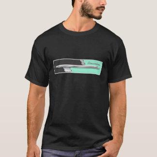 Camiseta Guarnição 1956 do cromo do Bel Air 150