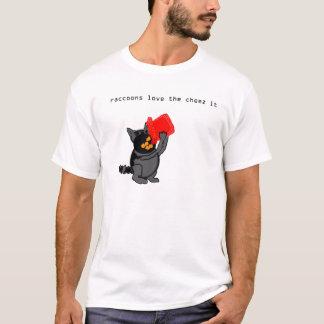 Camiseta guaxinim