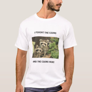 Camiseta Guaxinins