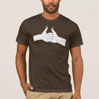Camiseta Guerra do polegar
