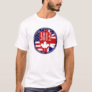 Camiseta Guerra do t-shirt 1812