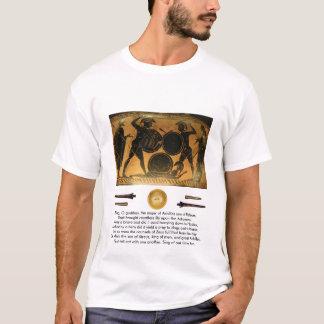 Camiseta Guerra grega