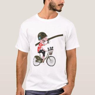 Camiseta Guerra no motorista