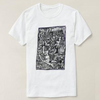 Camiseta Guerreiro alfa, por Brian Benson