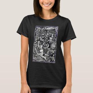 Camiseta Guerreiro alfa, por Brian Benson.