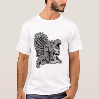 Camiseta guerreiro asteca