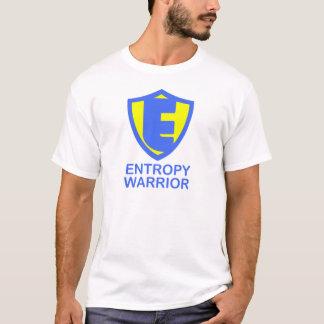 Camiseta Guerreiro da entropia