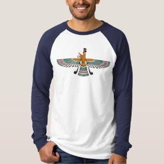 Camiseta Guerreiro de Cyrus o excelente - orgulho persa