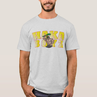 Camiseta Guerreiro de Haka