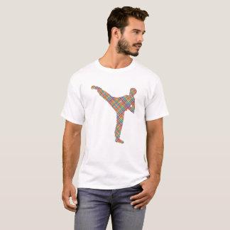 Camiseta Guerreiro de Kung Fu