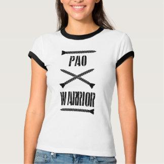 Camiseta Guerreiro de PAO