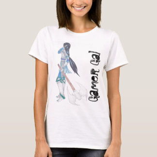 Camiseta guerreiro do duende