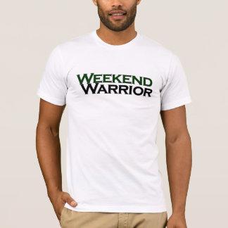 Camiseta Guerreiro do fim de semana
