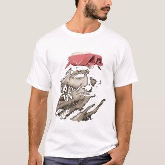 Camiseta Guerreiro do indiano do nativo americano