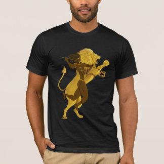 Camiseta Guerreiro do leão